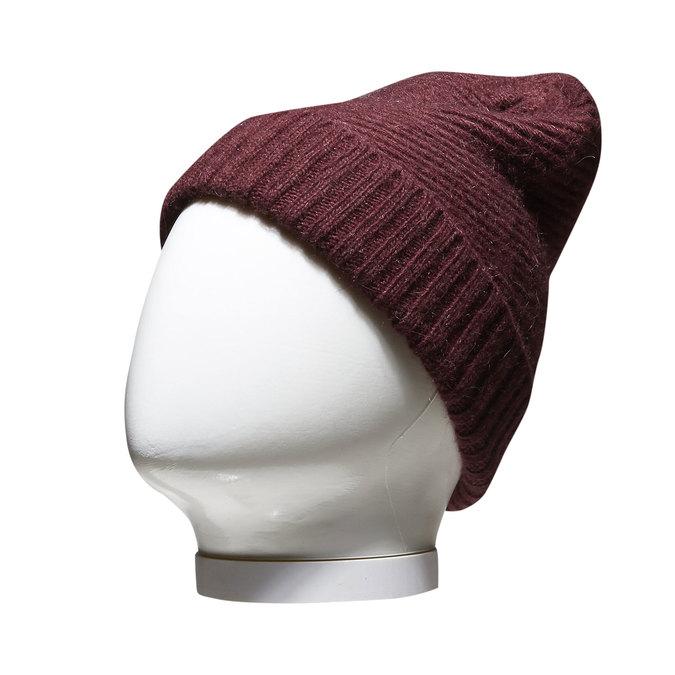 Dámska čiapka bata, fialová, 909-5395 - 13