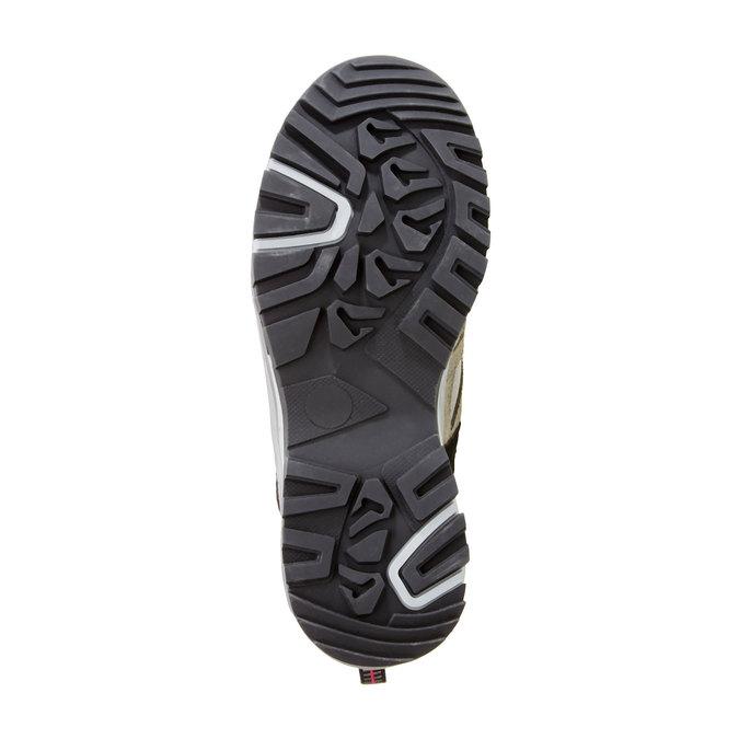 Kožené Outdoor topánky, šedá, 543-2208 - 26