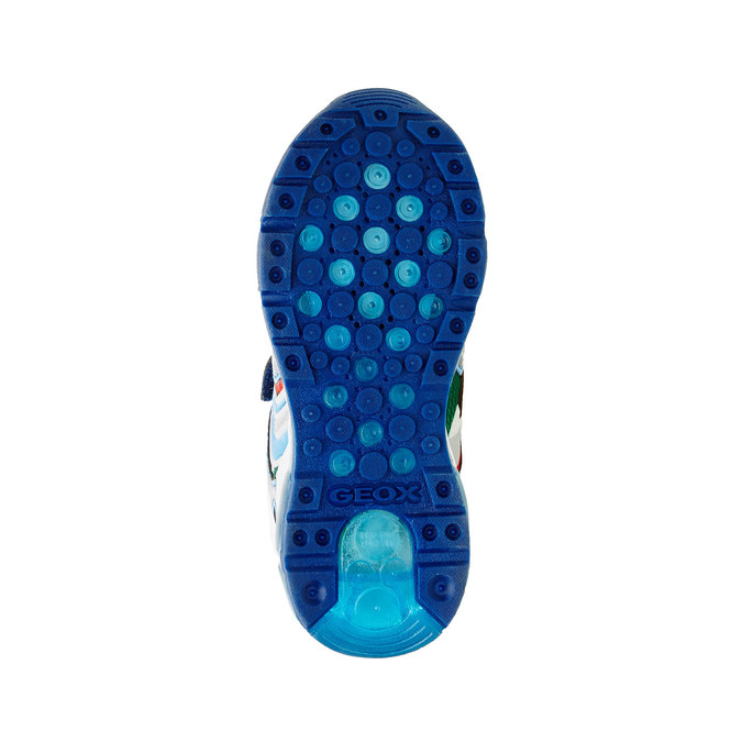 3119103 geox, modrá, 311-9103 - 26