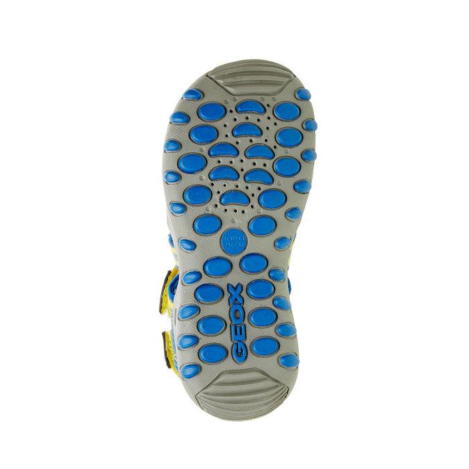 Detské sandále geox, modrá, 361-9105 - 26
