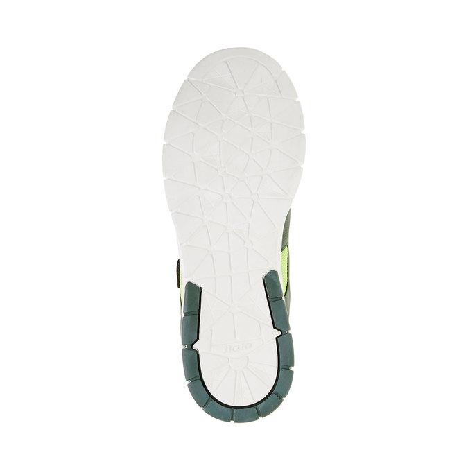 Detské tenisky mini-b, zelená, 311-7192 - 26