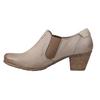 Kožená členková obuv bata, hnedá, 626-8102 - 15