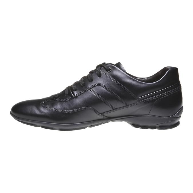 Šnurovacia obuv Giorgio bata, čierna, 824-6988 - 15