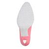 Ružové lodičky v športovom dizajne bata, ružová, 726-5630 - 26