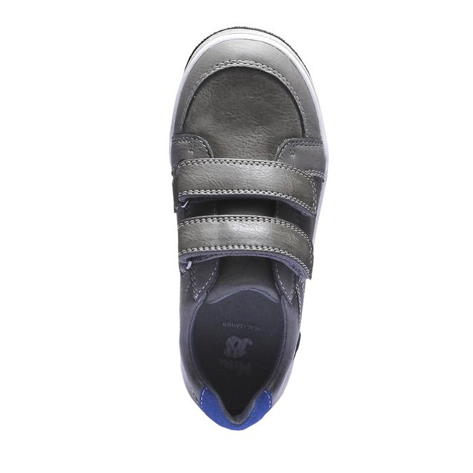 Tenisky na suchý zips mini-b, šedá, 311-2119 - 19