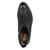 Dámska členková obuv bata, čierna, 696-6605 - 19