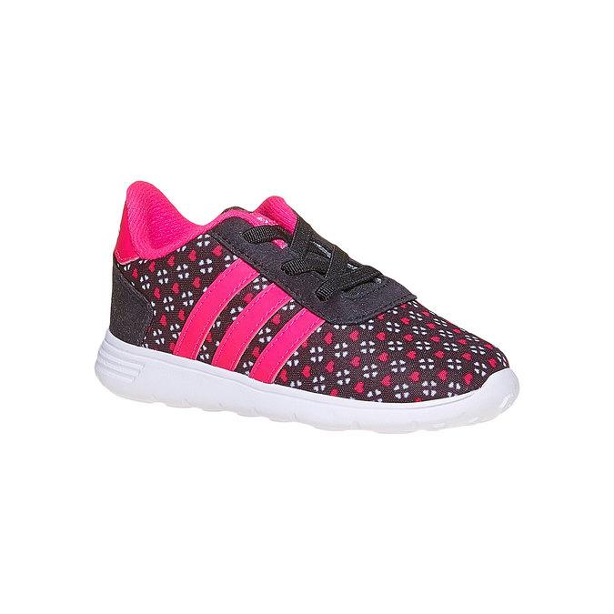 Dievčenské tenisky adidas, čierna, 109-6141 - 13