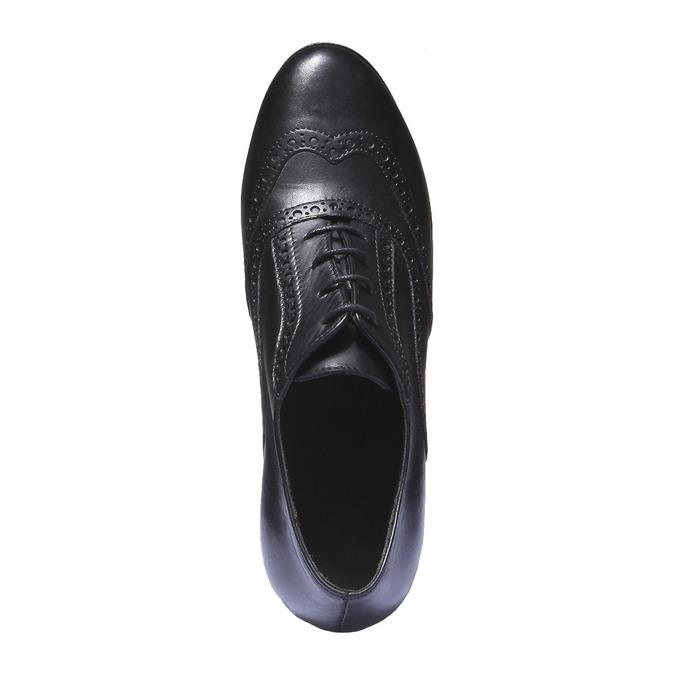 Dámska členková obuv bata, čierna, 624-6142 - 19