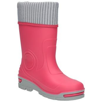 Detské ružové gumáky mini-b, ružová, 292-5200 - 13