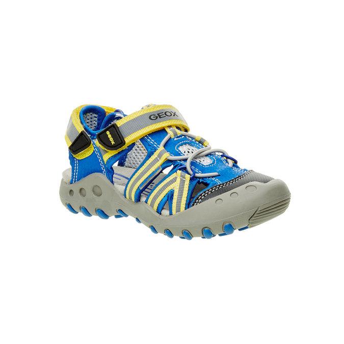 Detské sandále geox, modrá, 361-9105 - 13