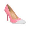 Ružové lodičky v športovom dizajne bata, ružová, 726-5630 - 13