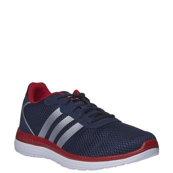 Pánske športové tenisky adidas, modrá, 809-9117 - 13