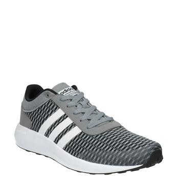 Pánske tenisky adidas, šedá, 809-2822 - 13