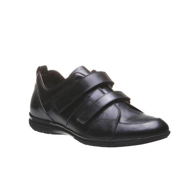 Kožené tenisky bata, čierna, 814-6344 - 13