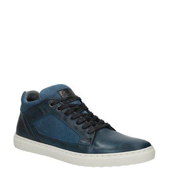 Pánske tenisky bata, modrá, 844-9624 - 13