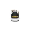 Detské tenisky na suchý zips adidas, čierna, 301-6167 - 17