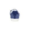 Kožené tenisky s bodkami weinbrenner, modrá, 526-9300 - 17