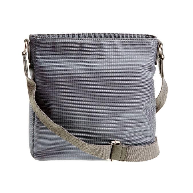 Pánska Crossbody taška bata, šedá, 969-2324 - 26