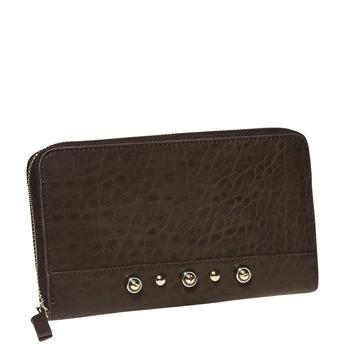Dámska peňaženka bata, hnedá, 941-4102 - 13