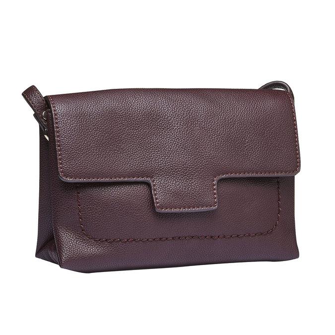 Crossbody kabelka bata, červená, 961-5348 - 13