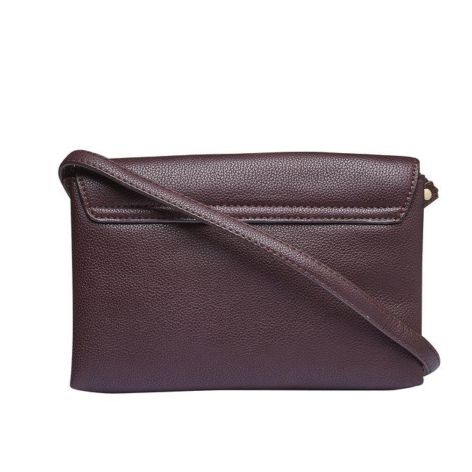 Crossbody kabelka bata, červená, 961-5348 - 26