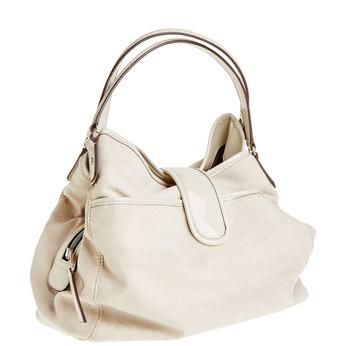 Dámska kabelka bata, béžová, 969-3280 - 13