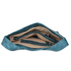 Priestorná modrá kabelka s dlhým uchom bata, modrá, 961-9600 - 15