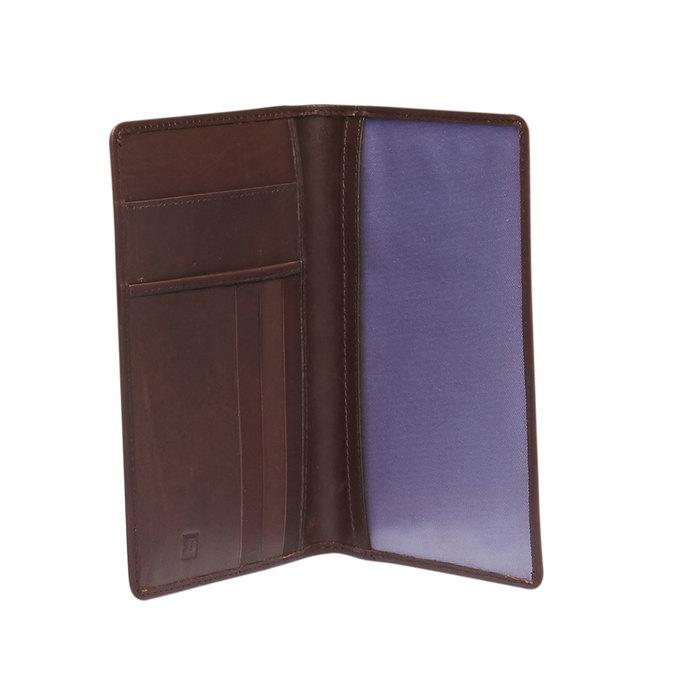Kožené púzdro na karty bata, hnedá, 944-4159 - 15