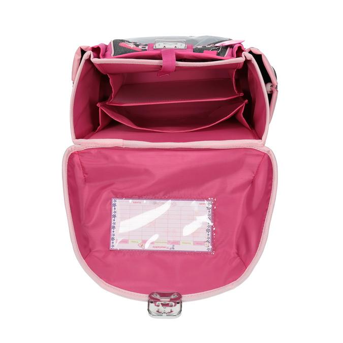 Ružová školská aktovka belmil, ružová, 969-9623 - 15
