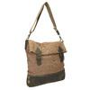 Priestorná Crossbody taška weinbrenner, hnedá, 969-8616 - 13