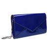 Modrá dámska listová kabelka bata, modrá, 961-9624 - 13