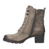 Dámska členková obuv bata, šedá, 696-2604 - 26