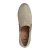 Kožená členková obuv bata, hnedá, 626-8102 - 19