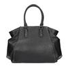 Dámska kabelka s pevnými rúčkami bata, čierna, 961-6702 - 26