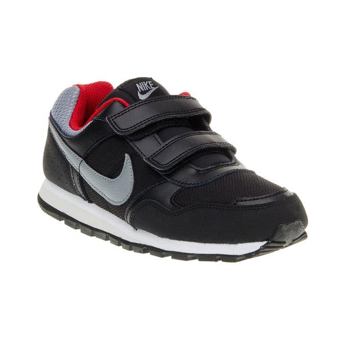 Detská športová obuv nike, čierna, 303-6132 - 13