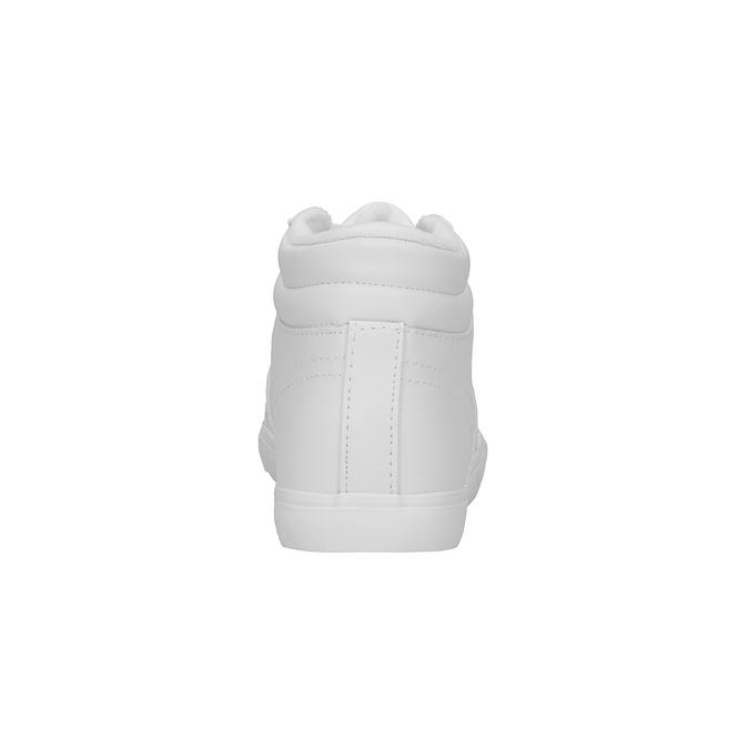 Biele členkové tenisky power, biela, 501-1400 - 17