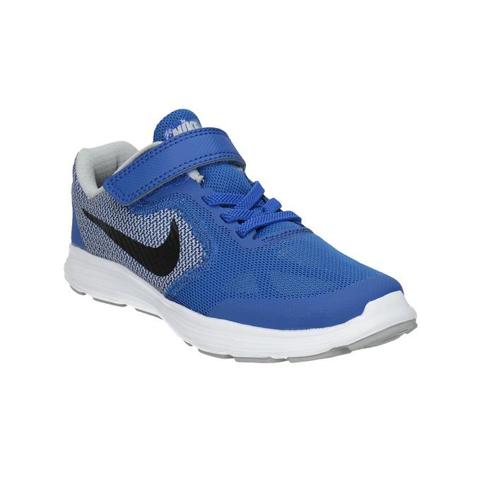 Detské športové tenisky modré nike, modrá, 309-9322 - 13