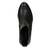 Dámska Chelsea obuv so zdobením gabor, čierna, 614-6110 - 19