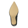Lodičky na ihličkovom podpätku bata, čierna, 721-6601 - 26