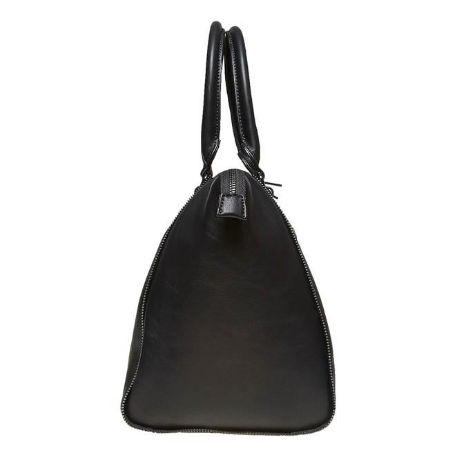 Elegantná dámska kabelka bata, čierna, 961-6666 - 19