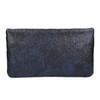 Dámska listová kabelka s remienkom na zápestí bata, modrá, 961-9668 - 26
