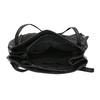 Dámska kabelka s trblietkami bata, čierna, 961-6213 - 15