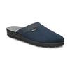 Pánska domáca obuv bata, modrá, 879-9600 - 13