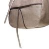 Hobo kabelka so zipsami bata, šedá, 969-2460 - 17