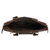 Pánská kožená brašna bata, hnedá, 964-4204 - 15