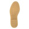 Dámske kožené čižmy so zateplením bata, hnedá, 593-3600 - 26