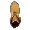 Kožená dámska obuv weinbrenner, hnedá, 596-8629 - 19