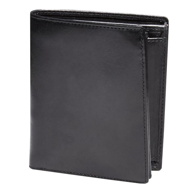 Kožená pánska peňaženka bata, čierna, 944-6121 - 13