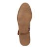 Členkové čižmy v Etno štýle bata, hnedá, 599-4604 - 26