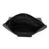 Dámska kabelka s kovovými rúčkami bata, čierna, 961-6789 - 15